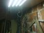 Equipo Solar Fotovoltaico para Iluminación del Taller