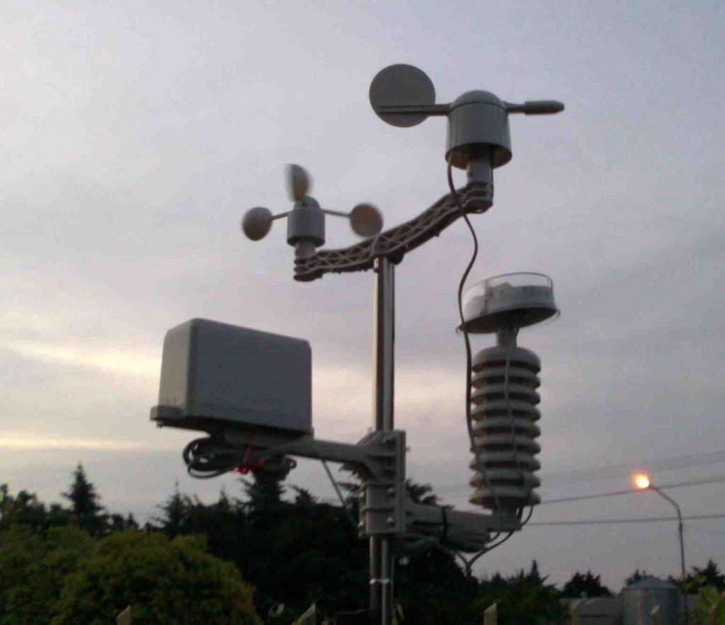Estacion Meteorológica